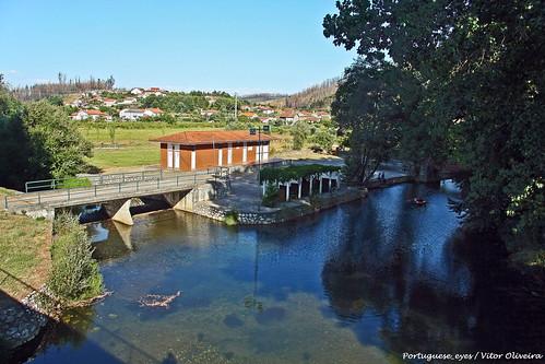 Parque Verde da Ponte - Mortágua - Portugal 🇵🇹