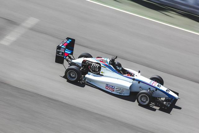 Galeria Novena Fecha - Formula 3 (Campeonato Histórico de Velocidad)