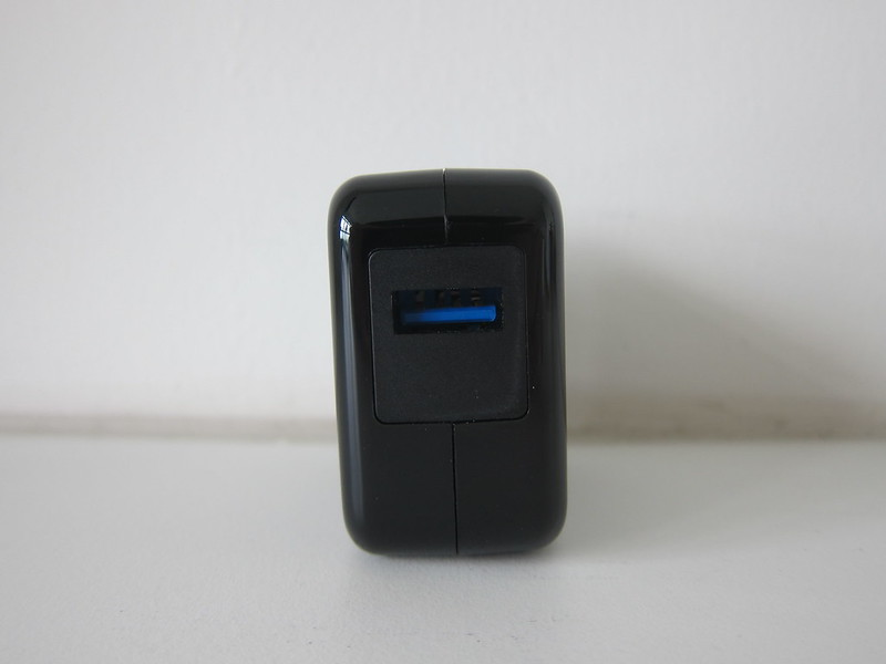 Choetech QC3 Fast Charger - Front