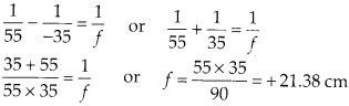 NCERT Solutions for Class 12 Physics Chapter 9 Ray Optics and Optical Instruments 49