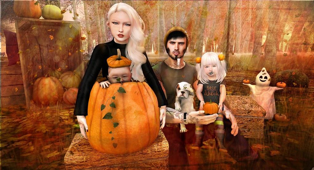 ❥  Pumpkin Family Bonding #22ಌ - TeleportHub.com Live!