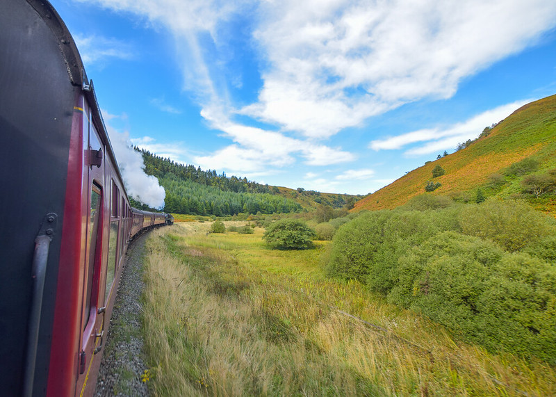 NYM - North Yorkshire Moors Railway