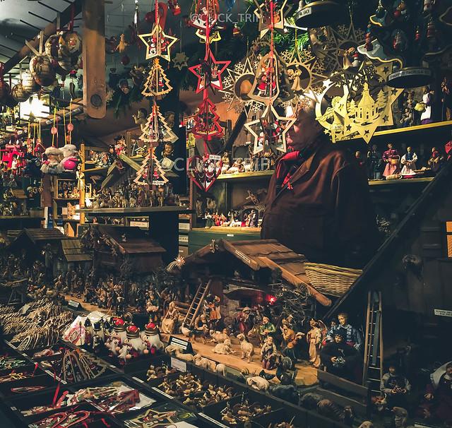 · Mercados de Navidad de Núremberg · Christkindlesmarkt ·