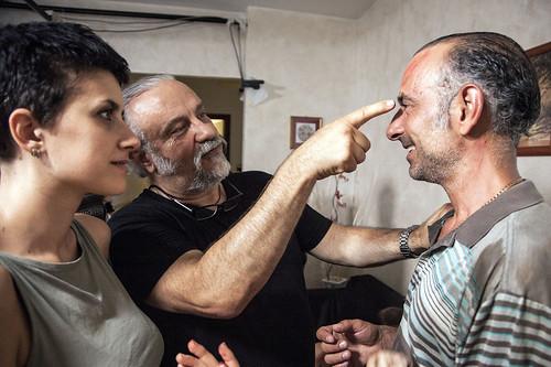 RABBIA FURIOSA - foto di backstage