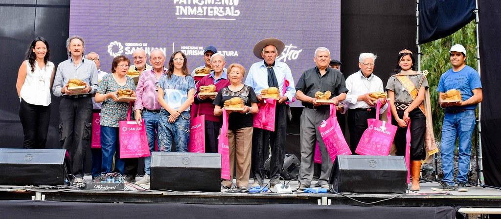 San Juan: 1º Feria Provincial de Patrimonio Inmaterial