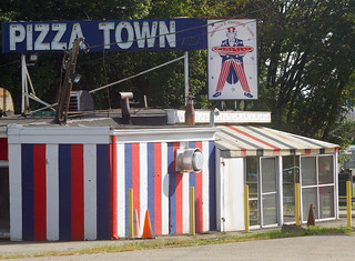 Pizza Town - America's Favorite Town