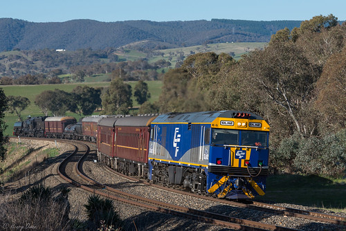 gl112 glclass ge diesel goninan heritagetrain thnsw transportheritagensw passengertrain 6l70 brewongle