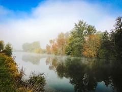 À l'heure où le brouillard se lève ... - Photo of Autrêches