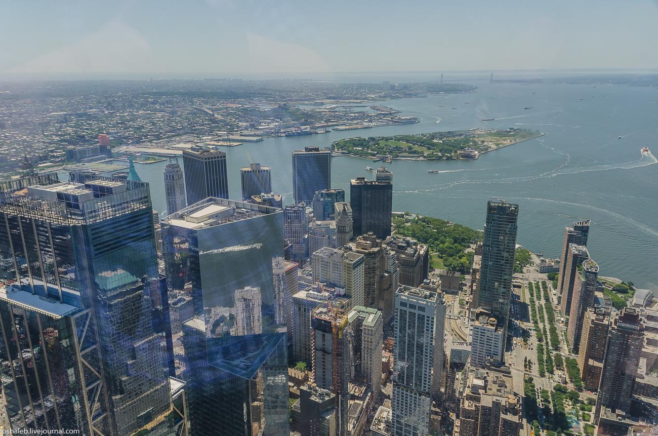 Нью-Йорк_обсерватория One World-44