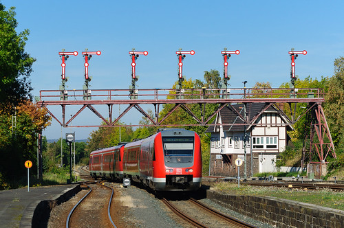 612 050, RE Hannover Hbf - Halle (Saale) Hbf, Bad Harzburg