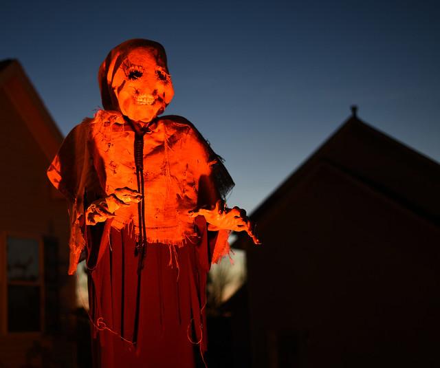 Haunted Eve Halloween 2018