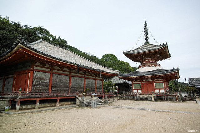 尾道淨土寺