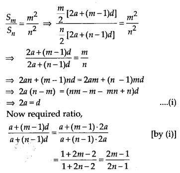 NCERT Solutions for Class 11 Maths Chapter 9 Sequences and Series 28