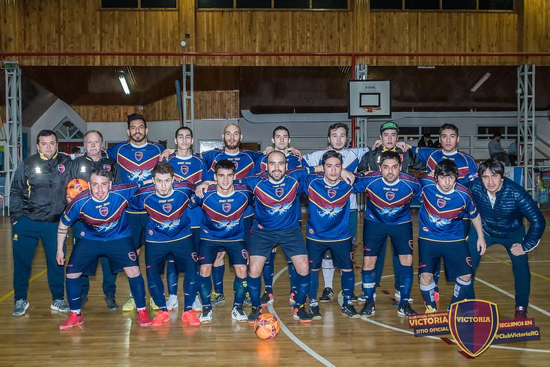 Torneo Clausura 2018 [Futsal] Victoria vs Barcelona - 23/09/18