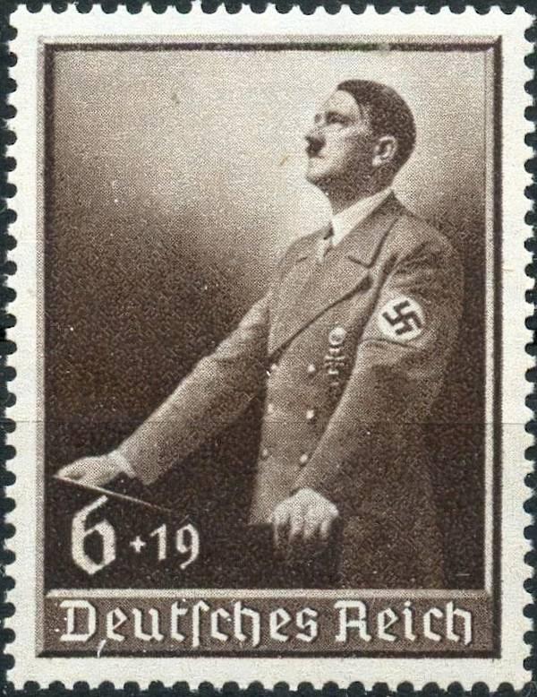 Známka Nemecká ríša 1939 Deň práce
