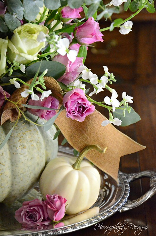Pumpkin Centerpiece-Housepitality Designs-7