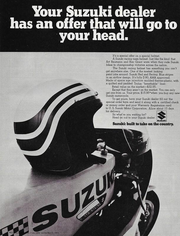 Suzuki 1970 11