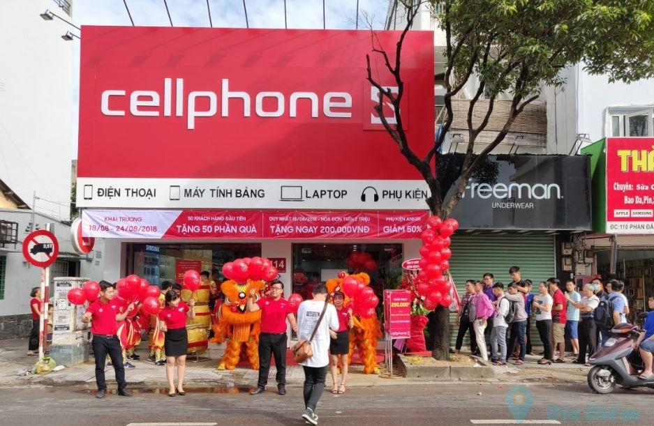 CellphoneS Phan Đăng Lưu