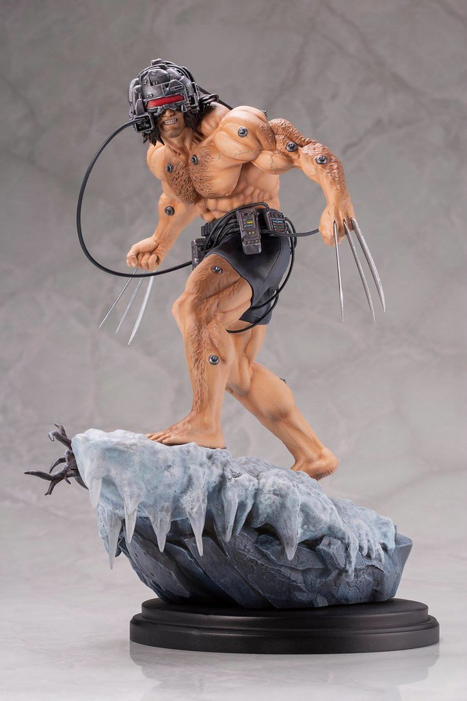 Kotobukiya Fine Art Statue Series Marvel Universe【Weapon X】1/6 Scale Statue