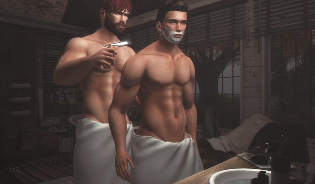 There's Nothing Like a Close Shave