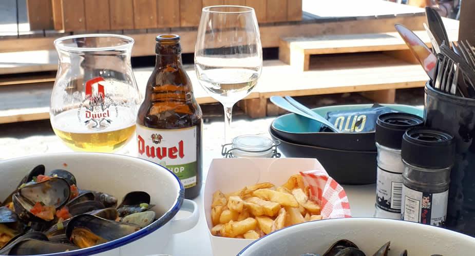 Uit eten in Antwerpen: Felixpakhuis Antwerpen | Mooistestedentrips.nl