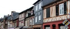 Cormeilles - Maisons à Colombages