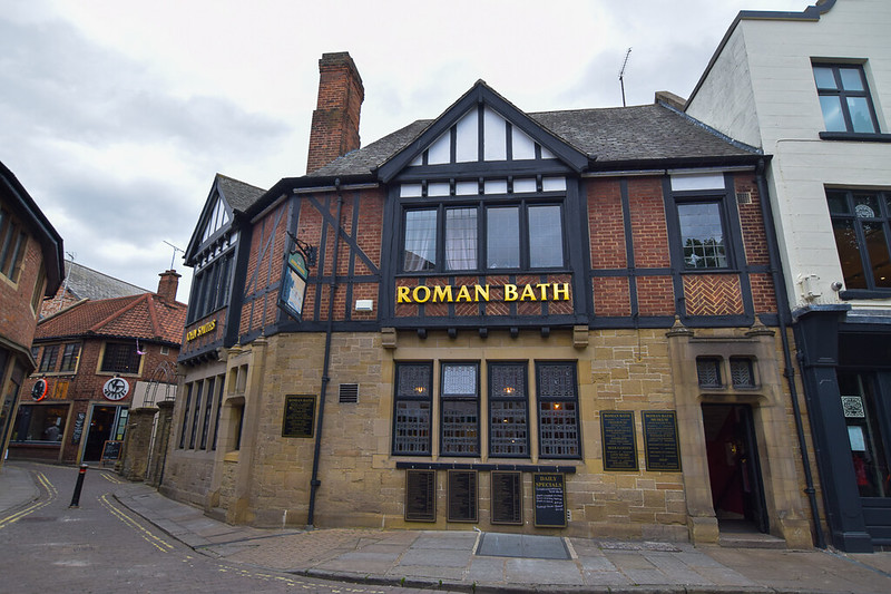 York - Roman bath Museum