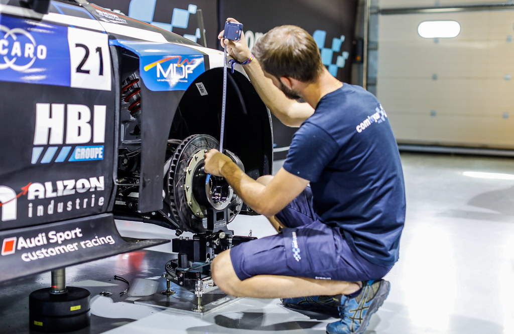 Ambiance mechanic,  during the 2018 FIA WTCR World Touring Car cup of China, at Ningbo  from September 28 to 30 - Photo Marc de Mattia / DPPI