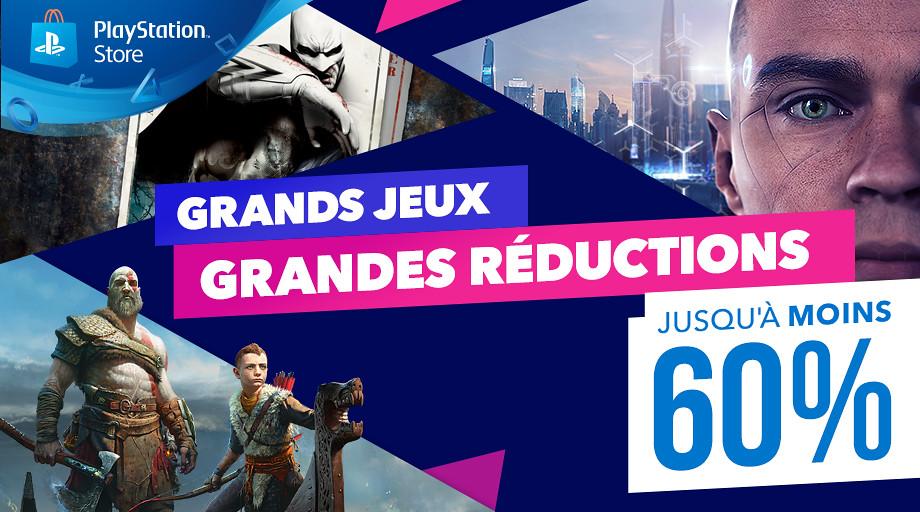 Big Games, Big Discounts Promotion