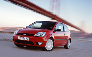 Ford Fiesta MKV - 3 Doors
