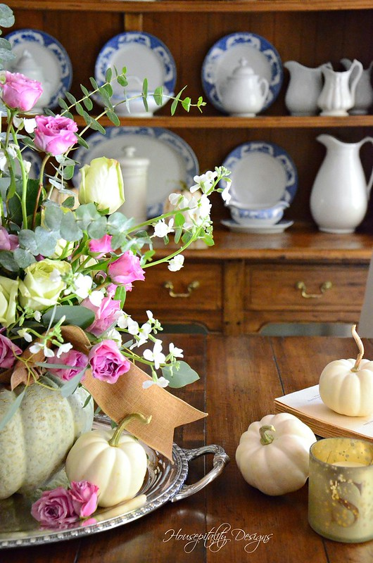 Pumpkin Centerpiece-Housepitality Designs-6
