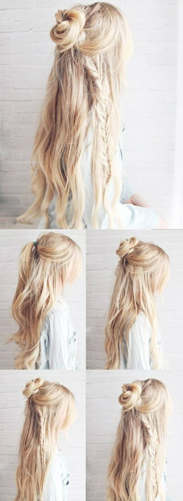 Best Adorable Bun Hairstyles 2019-Inspirations That 18