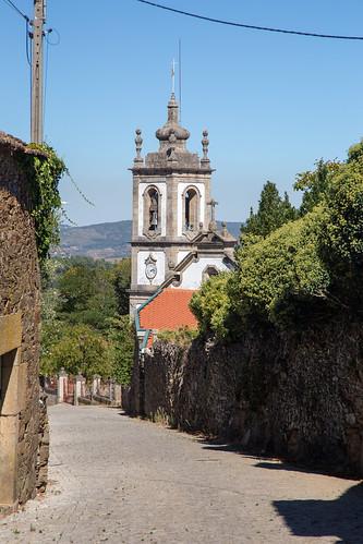 Igreja Matriz de Vilarinho São Romão