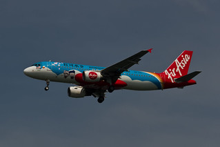 9M-AHL A320 Air Asia