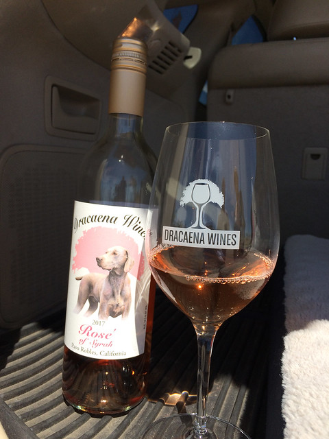 Dracaena Wines Rose of Syrah, Paso Robles, CA