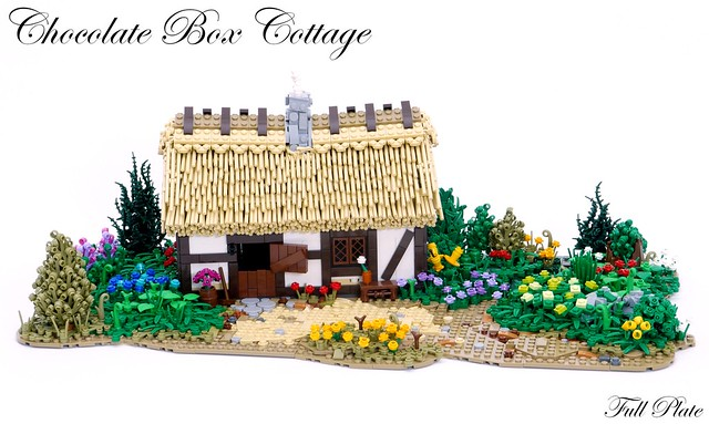Chocolate Box Cottage