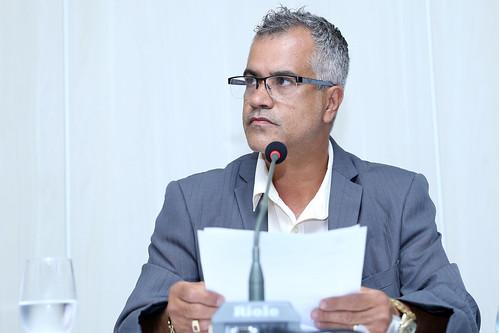 34ª Reunião Ordinária- Comissão de Saúde e Saneamento