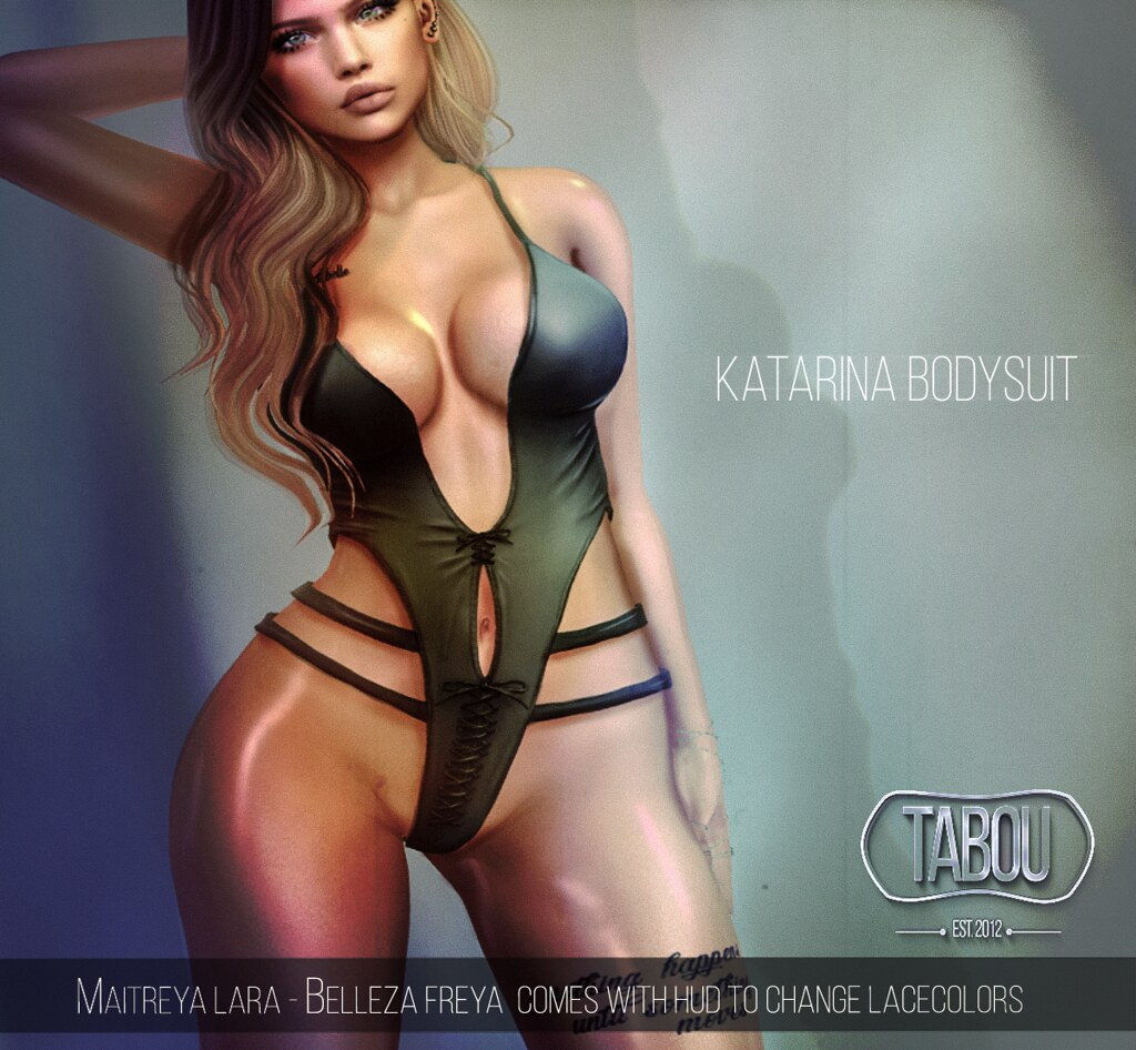 Katarina @Kinky event - TeleportHub.com Live!