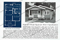 Pacific Ready Cut Homes No 46