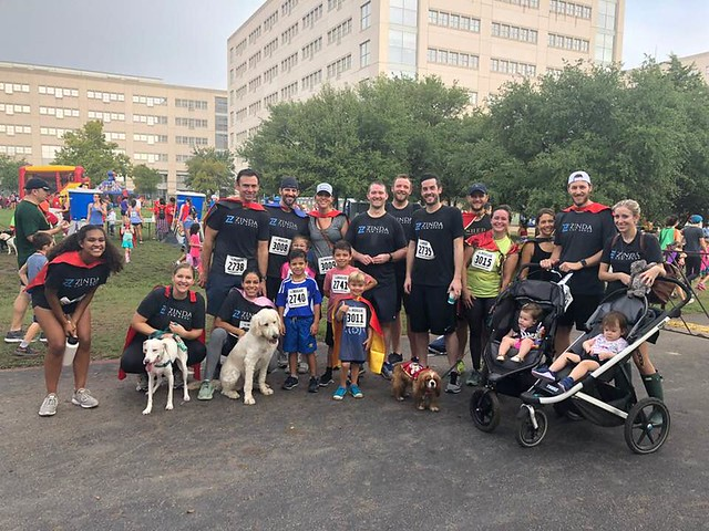 CASA Superhero Run 2018