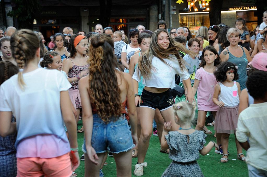 Reggae dancefloor