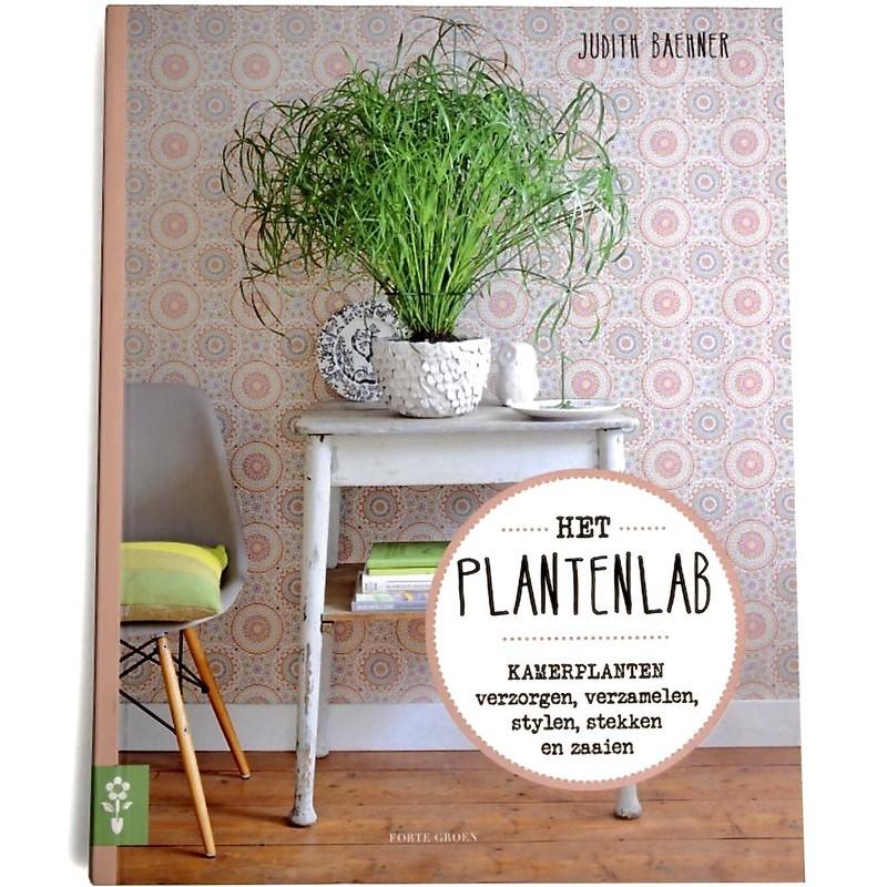 Bibliotheekboek Het Plantenlab