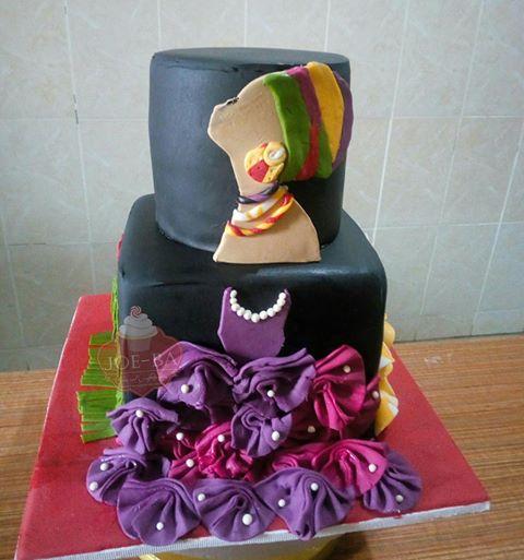 Cake by Joseph Abubakar