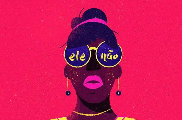 #ÉLNO | Mujeres lanzan un manifiesto y convocan a una movilización contra Bolsonaro