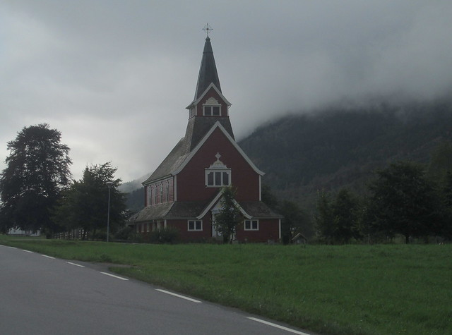 Olden Church, Olden, Norway