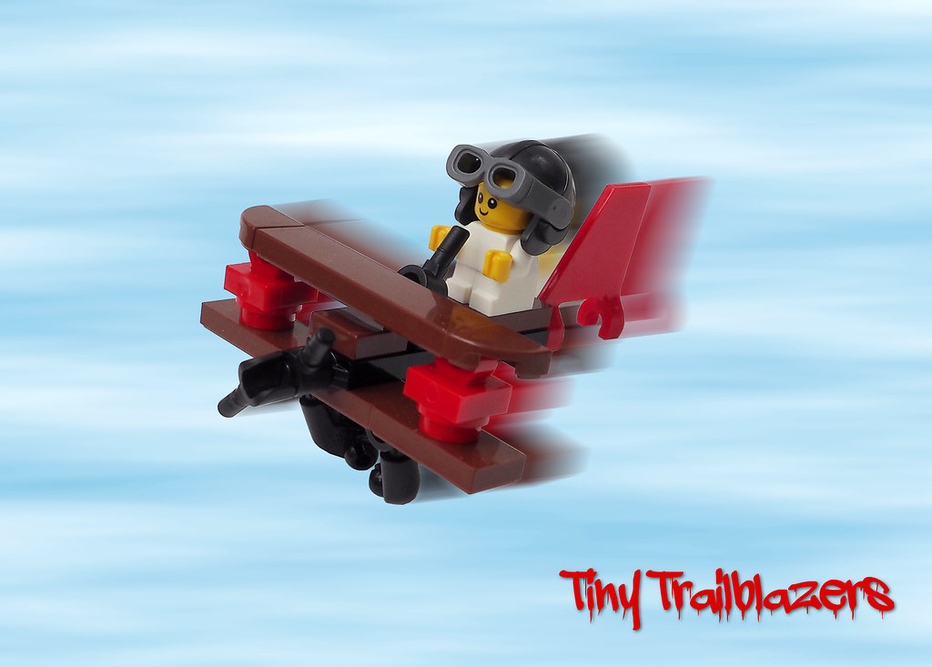 Tiny Trailblazers: Pilot (C)