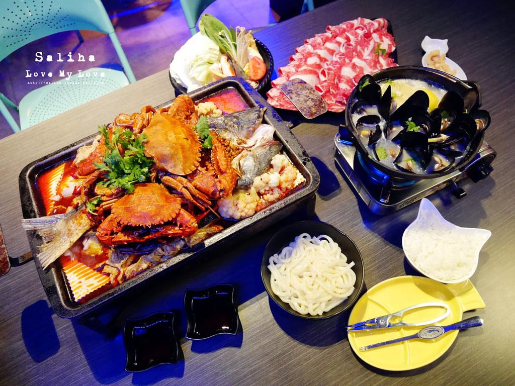 新北中和必吃海鮮餐廳美食火鍋大推水貨炭火烤魚中和店 (6)