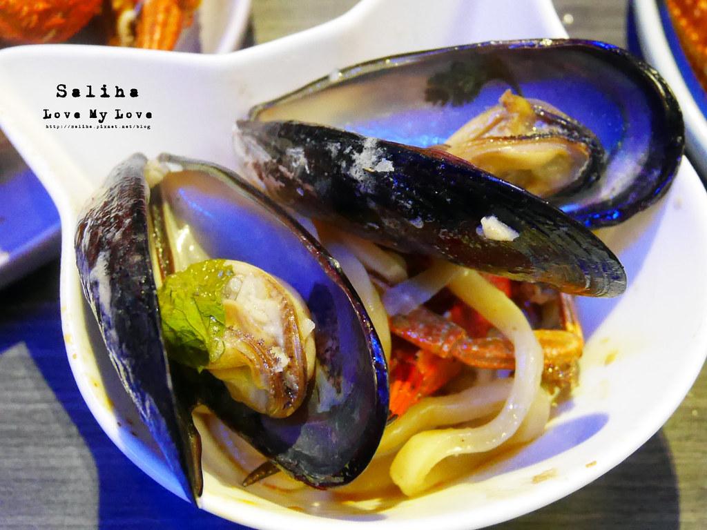 新北中和必吃海鮮餐廳美食火鍋大推水貨炭火烤魚中和店 (17)