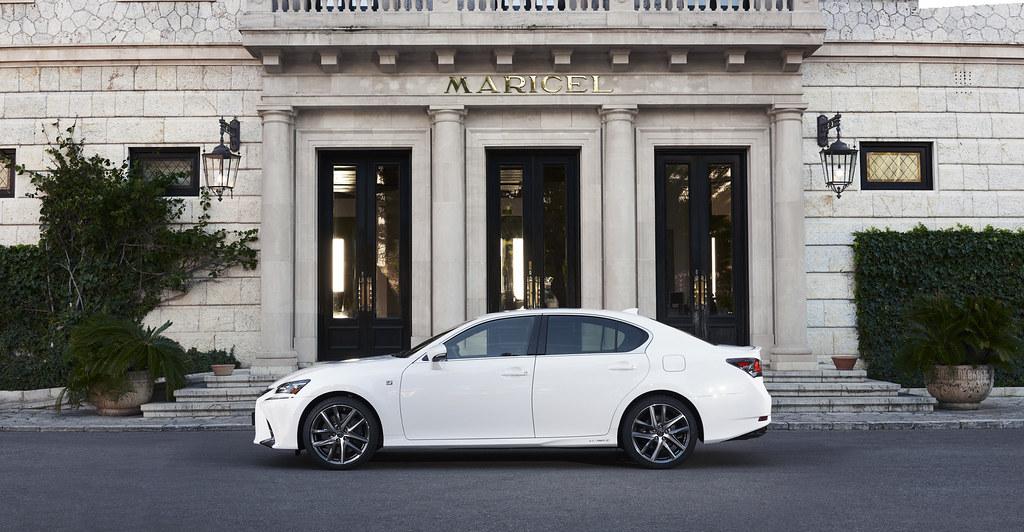 Comprar Lexus Gs