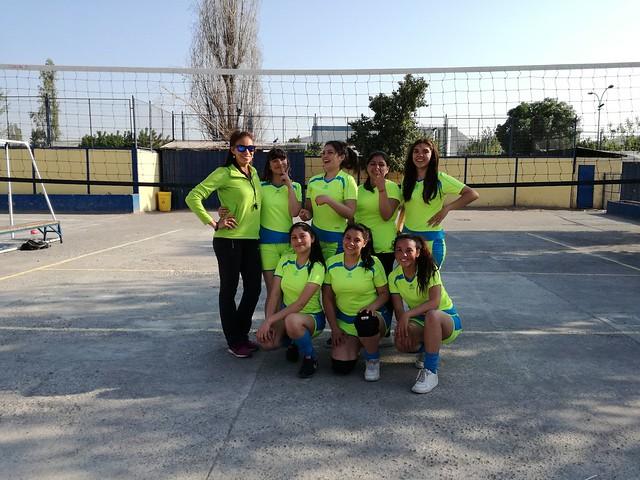 Campeonato Voleibol 2018